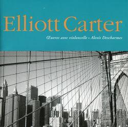Elégie / pour violoncelle et piano - ALEXIS DESCHARMES