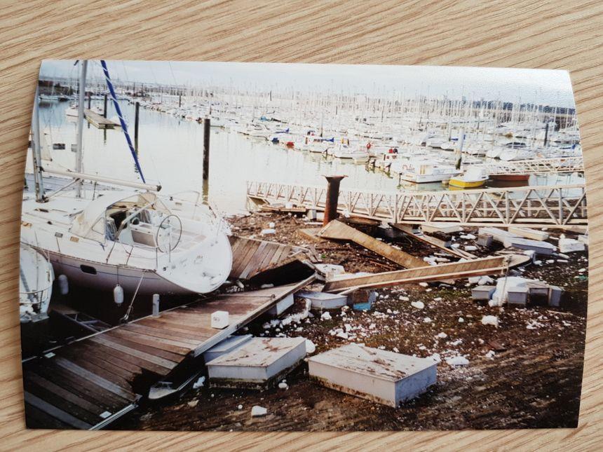 Les dernières mesures indiquaient 180 km/h sur le port de La Rochelle en 1999.