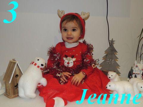 Catégorie Enfants: Jeanne 14 mois