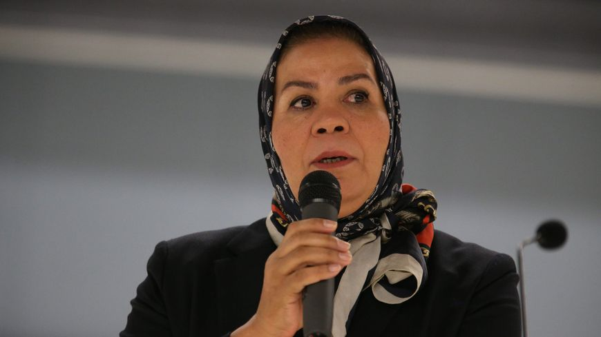 Latifa Ibn Ziaten était déjà venue en Dordogne en 2015. Photo d'illustration