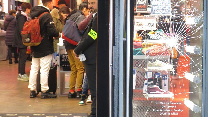 Dans le centre-ville de Montpellier, certains commerçants ont perdu 40% de leurchiffre d'affaire depuis le début du mouvement des gilets jaunes