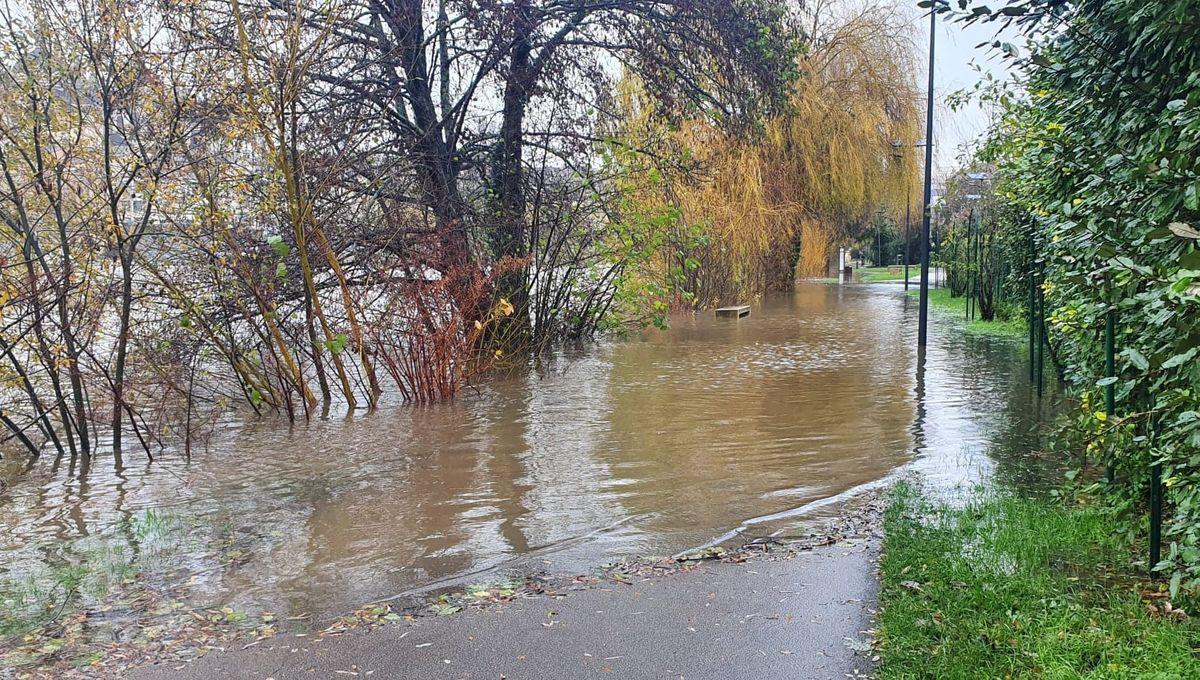 La Dordogne reste en vigilance orange crues - inondations
