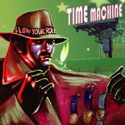 """Pochette pour """"A million and one things to do - Time Machine"""""""