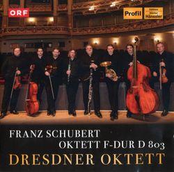 Octuor en Fa Maj op posth 166 D 803 : 3. Scherzo. Allegro vivace - Trio - pour clarinette basson cor 2 violons alto violoncelle et contrebasse - MATTHIAS WOLLONG
