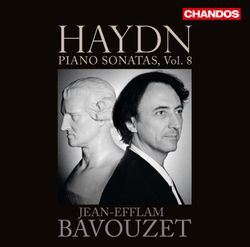 Sonate pour piano n°5 en Sol Maj HOB XVI : 11 : 2. Andante - JEAN-EFFLAM BAVOUZET