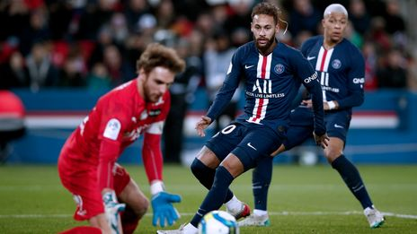 Ligue 1 ½ : Amiens s'incline (4-1) face au Paris-Saint-Germain