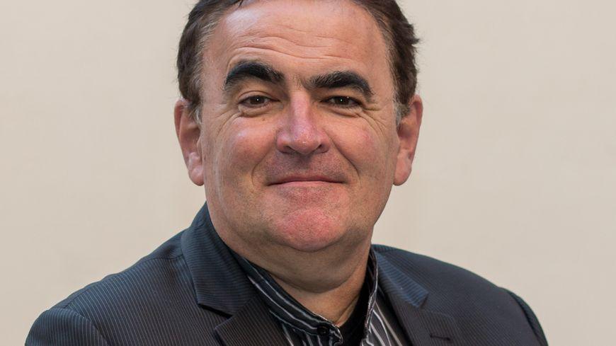 Christian Broucaret, président de la FNAUT Nouvelle-Aquitaine