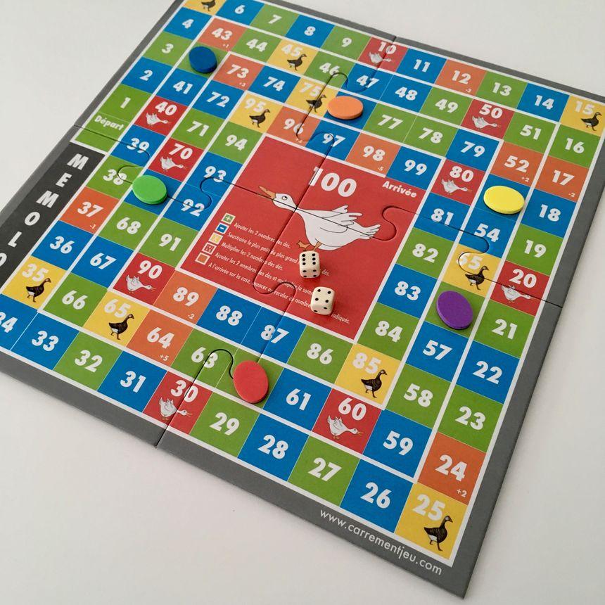 Memoloie, un jeu proposé par Carrementjeu.