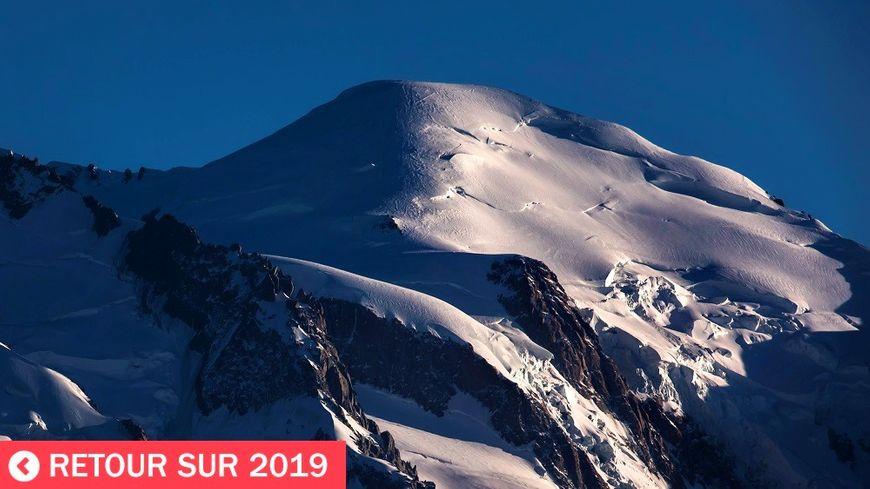 L'Anglais était monté avec son rameur sur le Mont Blanc...et l'avait laissé là.
