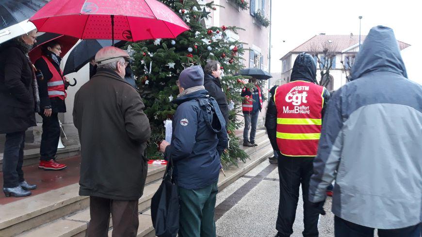 La CGT dénonce un malaise à la mairie de Valdoie dans le Territoire de Belfort