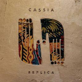 """Pochette de l'album """"Replica"""" par Cassia"""