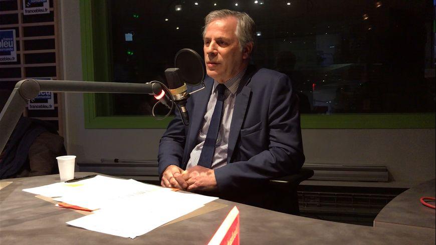 Frédéric Henry PDG de Lubrizol France