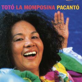 "Pochette de l'album ""Pacanto"" par Toto La Momposina"