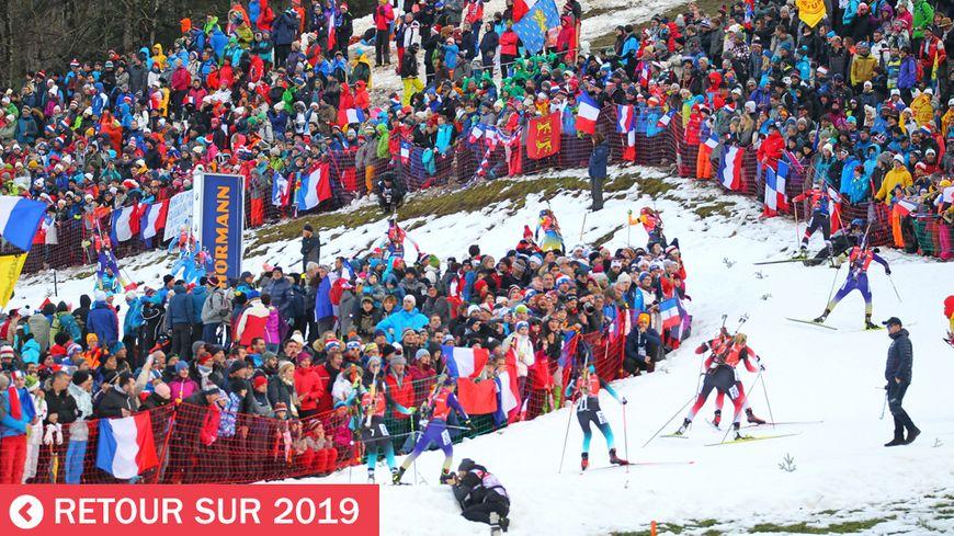 En 2019, le biathlon cartonne en Haute-Savoie. Ici, l'étape de la Coupe du monde au Grand-Bornand du 19 au 22 décembre 2019.
