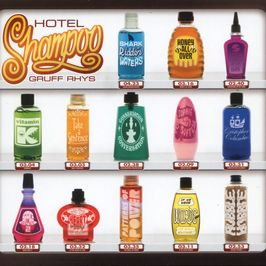 "Pochette de l'album ""Hotel shampoo"" par Gruff Rhys"