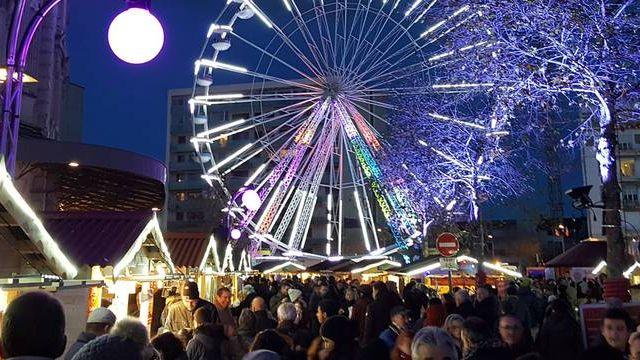 Marché de Noël de Valence