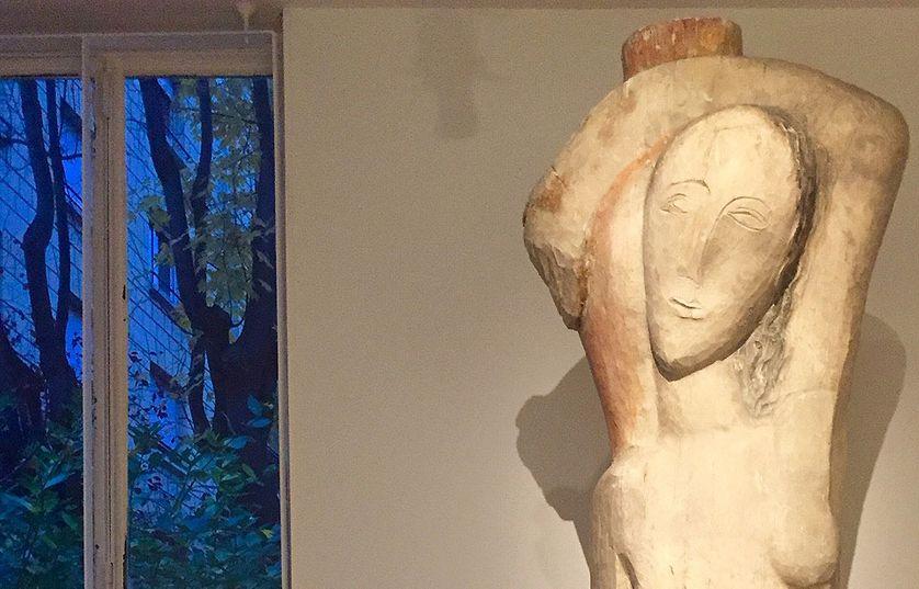 Quand le lien organique à la forêt inspire les artistes