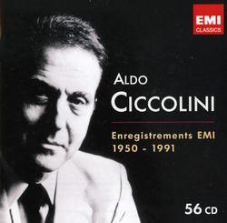 3 valses op 34 pour piano : Valse en La bémol Maj op 34 n°1 - ALDO CICCOLINI