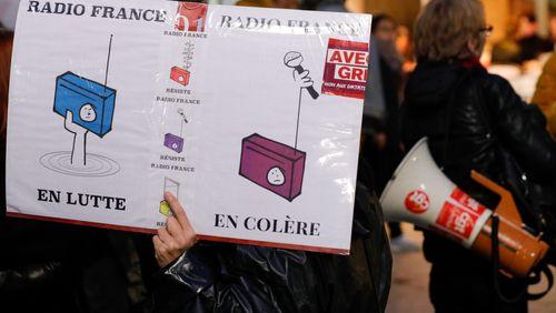 Que dire des grèves à Radio France ?