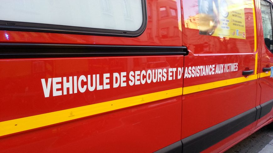 La femme de 76 ans a appelé elle-même les pompiers