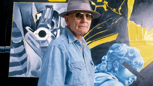 Jacques Monory (1924-2018) : un peintre sentimental