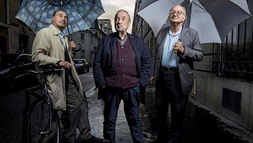 Jean Audouze : conteur des invisibles (3/5) : Un trio éclectique pour la vie