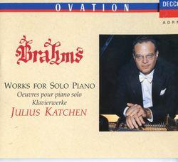 Sonate nº1 en Ut Maj op 1 pour piano : Finale - JULIUS KATCHEN