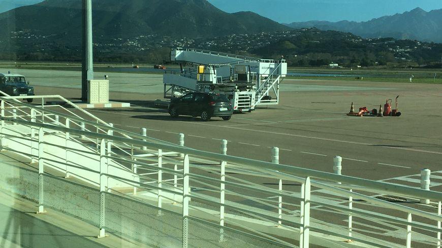 L'aéroport d'Ajaccio pourrait reprendre une activité normale samedi 28 décembre