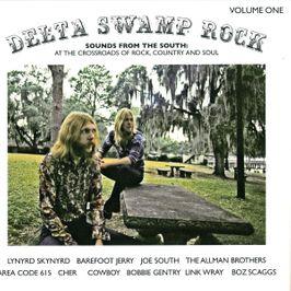 """Pochette de l'album """"Delta swamp rock : Sounds from the south"""" par Bobbie Gentry"""