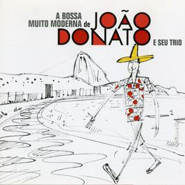 "Pochette de l'album ""A bossa muito moderna"" par Joao Donato"