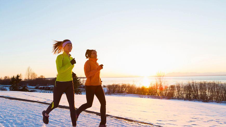 Faire du sport l'hiver c'est possible