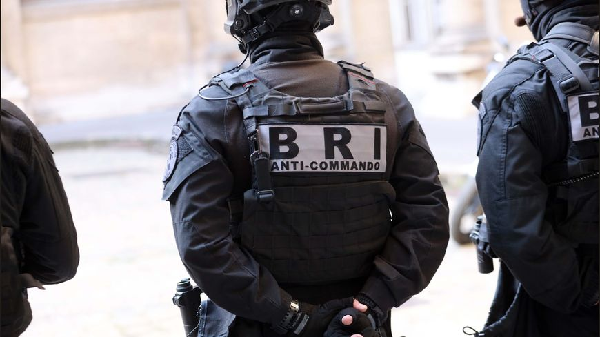La BRI a interpellé le convoyeur de fonds menaçant (photo d'illustration)