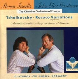 Pezzo capriccioso en si min op 62 - pour violoncelle et orchestre - STEVEN ISSERLIS