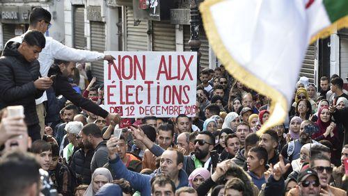 L'Algérie en pleine incertitude