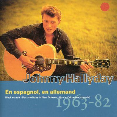 "Pochette pour ""Gabriela (gabrielle-1982) - Johnny Hallyday"""
