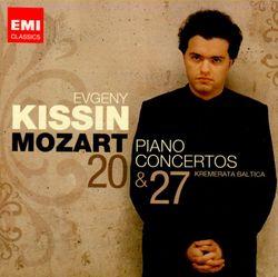 Concerto n°27 en Si bémol Maj K 595 : Allegro - pour piano et orchestre - EVGUENI KISSIN