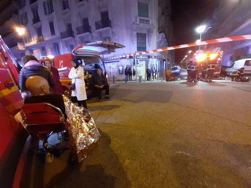 31 habitants évacués cette nuit de Noel