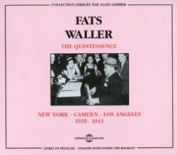 The joint is jumping - FATS WALLER