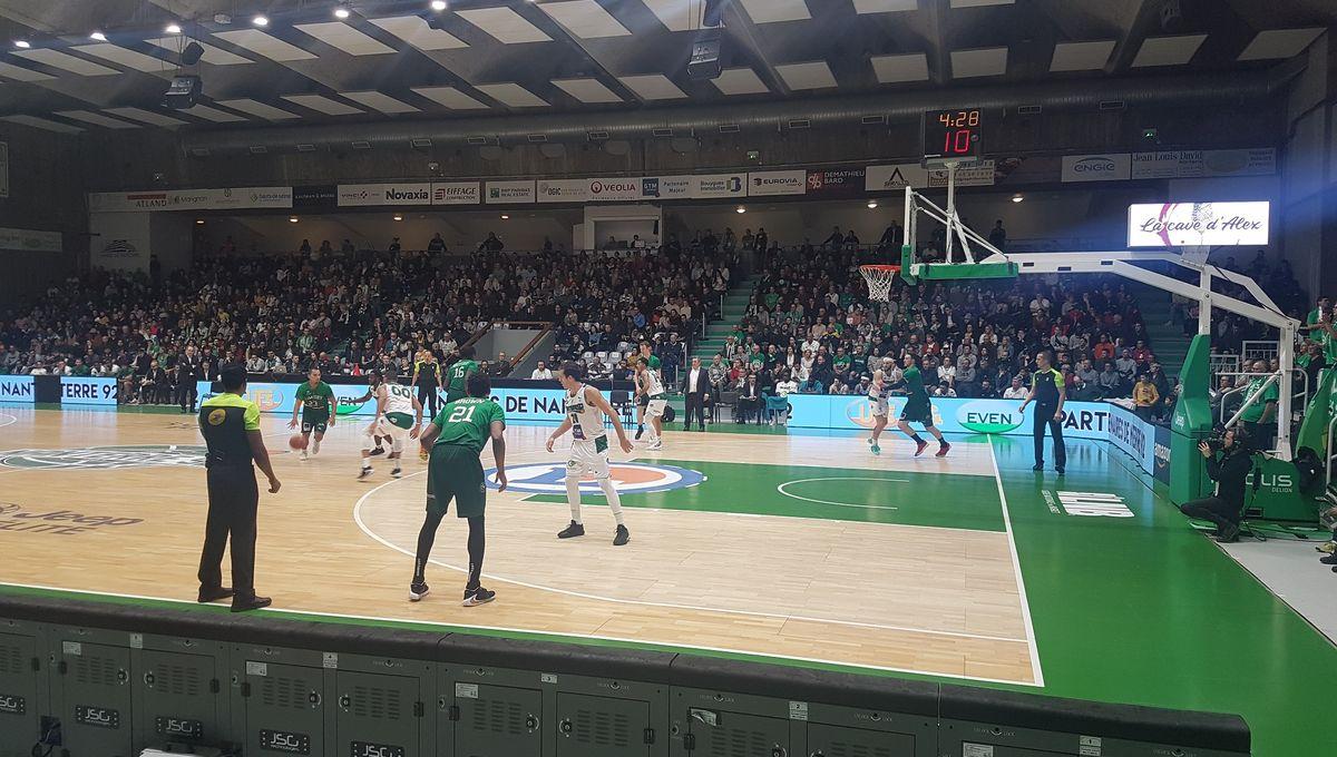 """Basket - JeepELITE (J11) : Julbe pointe des attitudes """"inexcusables"""" après la défaite de Limoges à Nanterre"""