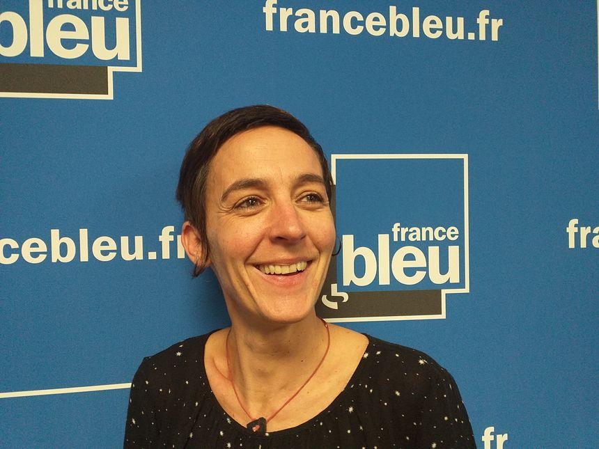 Anne Farrer, directrice du Festival International du Film de Montagne d'Autrans
