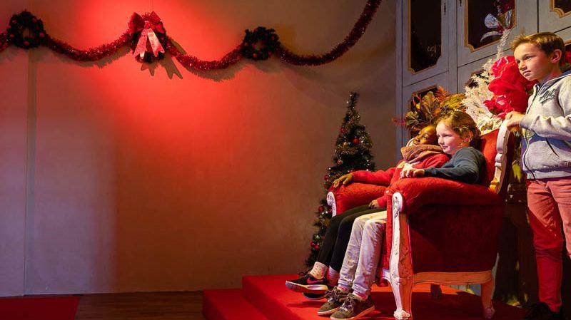 Noël au Pays des Châteaux : Cité Royale de Loches