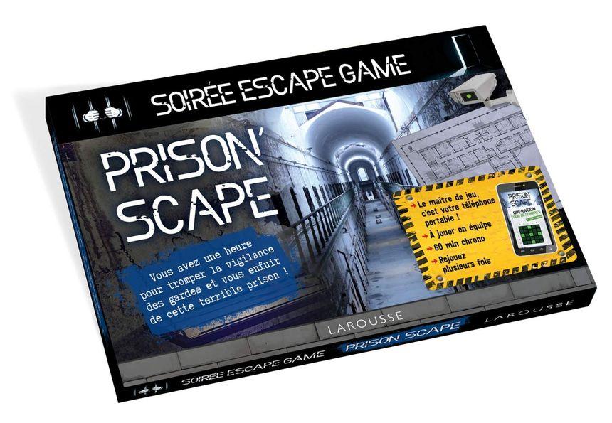 Escape Game Prison Scape