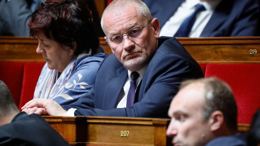 Le député la République en marche de la Marne Eric Girardin souhaite auditionner Ségolène Royal à l'Assemblée nationale