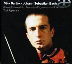 Fantaisie et fugue en sol min BWV 542 : Fugue - arrangement pour violon - TEDI PAPAVRAMI