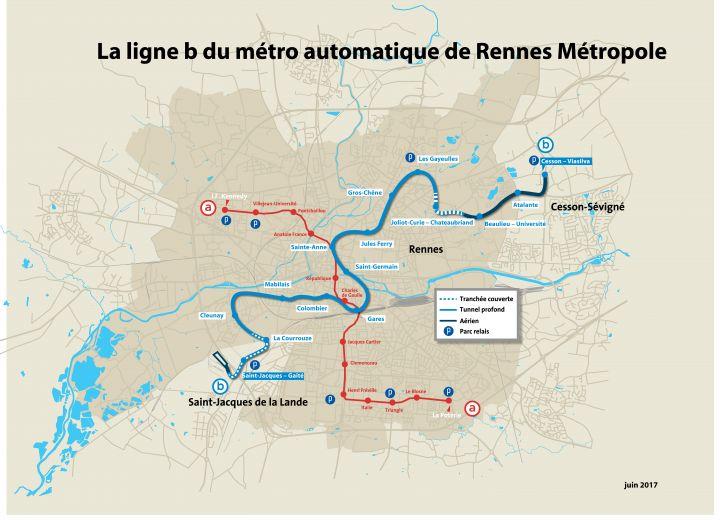 la deuxième ligne de métro circulera à partir du lundi 21 décembre 2020