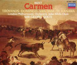 Carmen : Votre toast je peux vous le rendre (Acte II) Air d'Escamillo et choeur - JOSE VAN DAM