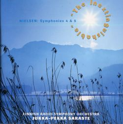 Symphonie nº4 op 29 fs 76 (l'inextinguible) : allegro