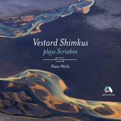 Valse en La bémol Maj op 38 - pour piano - VESTARD SHIMKUS