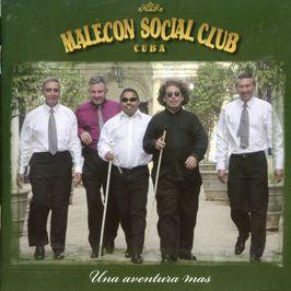 "Pochette de l'album ""Una aventura mas"" par Malecon Social Club"