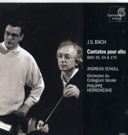 Der reinsche wein / Pour haute-contre et ensemble instrumental - Andreas Scholl